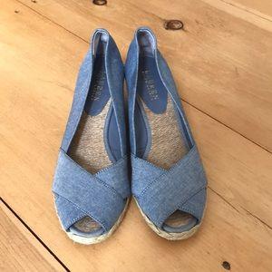 Ralph Lauren Cecelia Wedge Sandals